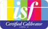 ISF Certified Calibrator